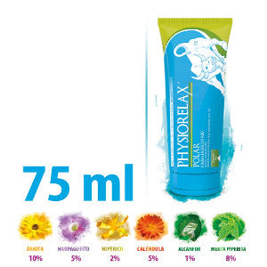 Crema De Masaje Physiorelax Polar 75 Ml