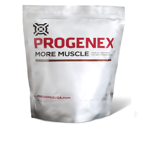 PROGENEX - More Muscle 30 Serving Chocolate - Peanut Butter