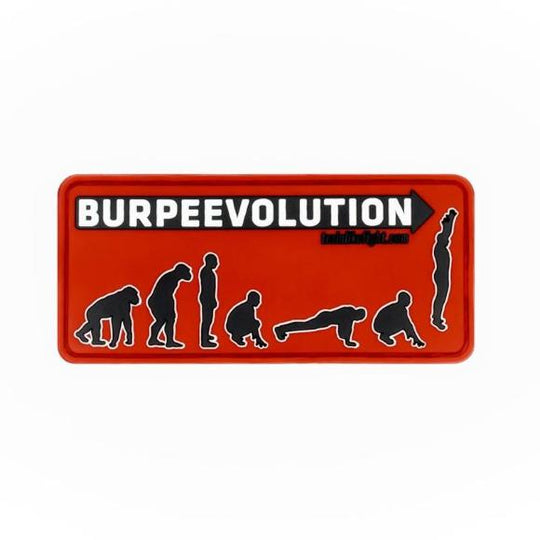 TRAIN LIKE FIGHT - Parche Burpeevolution