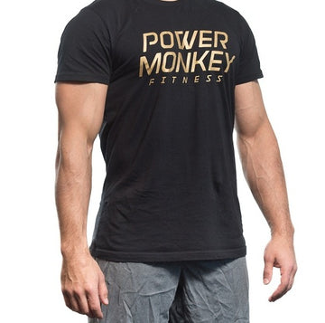 POWER MONKEY - Camiseta Power Monkey Unisex