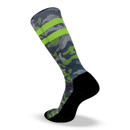 LITHE - Calcetines Lime Camo