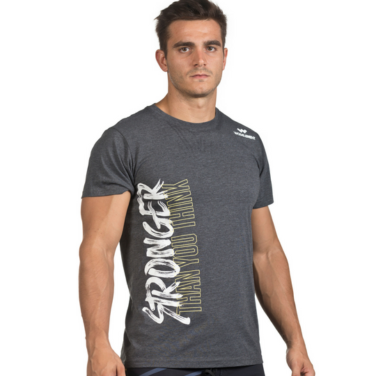 WOD ELEMENT - Camiseta Stronger