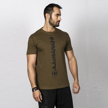 EMMET CLOTHING - Camiseta Vertical