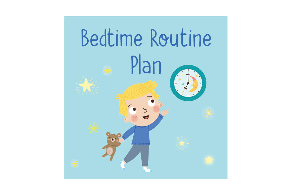Plan your child's Bedtime Routine