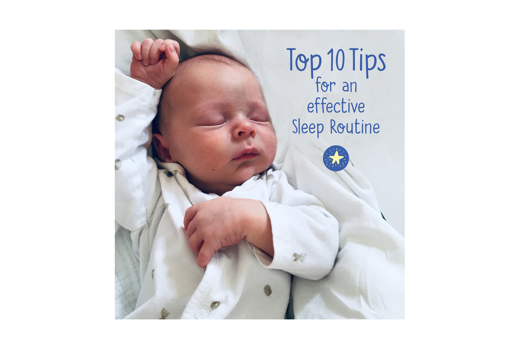 Top 10 Tips to Creating an Effective Sleep Routine for New Parents