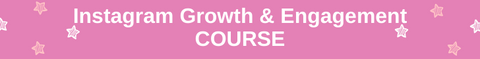 Instagram Growth & Engagement course