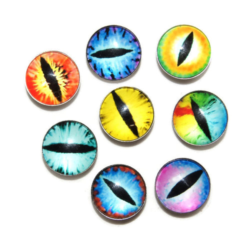 Cats eye charms