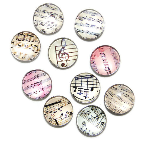 Musical charms