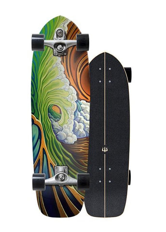 "Carver 34"" Green Room (Artist Series)"