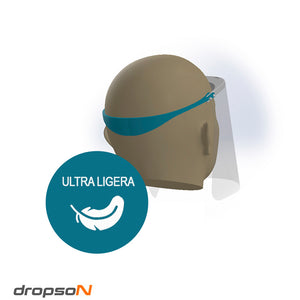 Protector Facial Modular Dropson - Pack 5 uds.