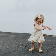 Lemon Swing Dress | 6m // ready to ship