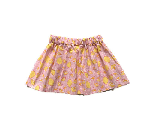 Pink Lemonade Skirt | 18/24m // ready to ship