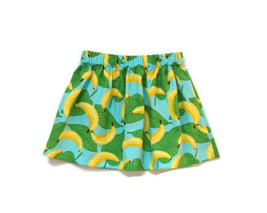 Banana Skirt | 12/18m // ready to ship