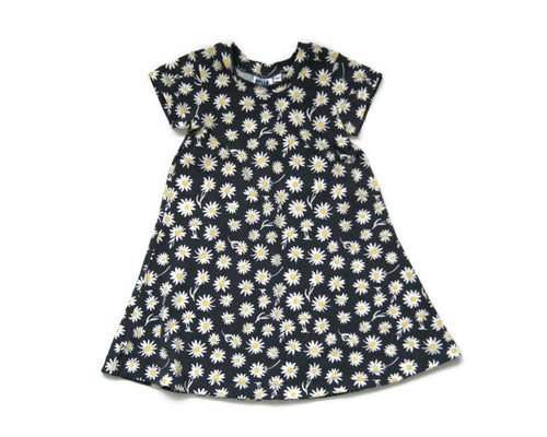 kids daisy t shirt dress