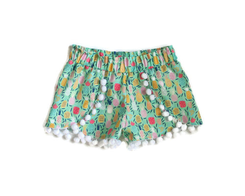 Pineapple Shorts