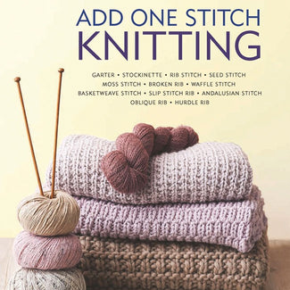 Knit-Along: Add One Stitch Knitting