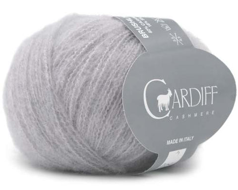 Cardiff Cashmere Brushmere Light