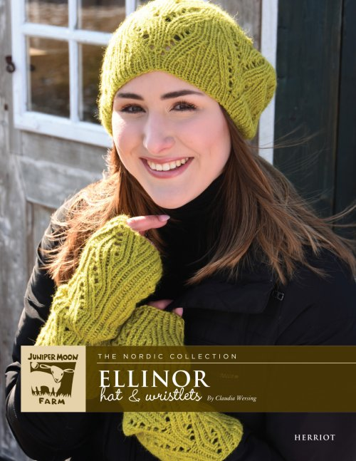 Ellinor Hat and Wristlets
