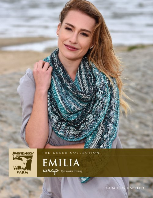Juniper Moon Farm Cumulus - Emilia Wrap