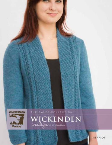 Juniper Moon Herriot - Wickenden Cardigan