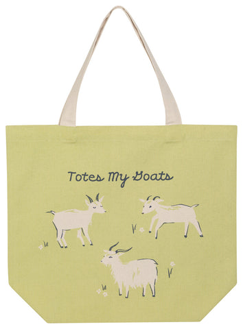 Large Tote - Totes My Goats