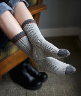Learn to Knit Socks! Basic Sock Class