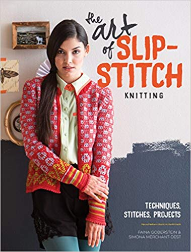 The Art of Slip Stitch Knitting