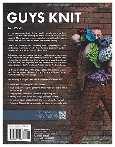Guys Knit The Instruction Manual