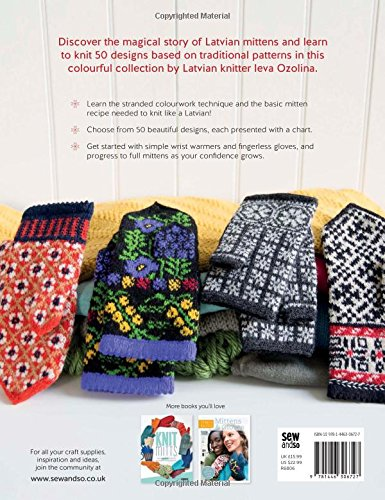 Knit Like A Latvian