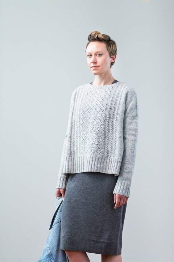 Berenice Sweater Pattern
