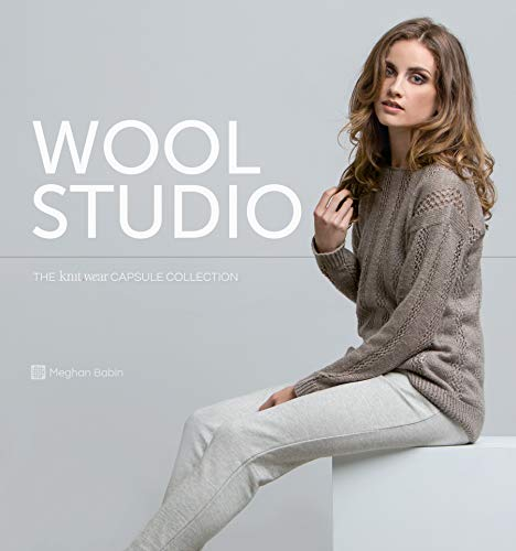 Wool Studio: The Knit Wear Capsule Collection