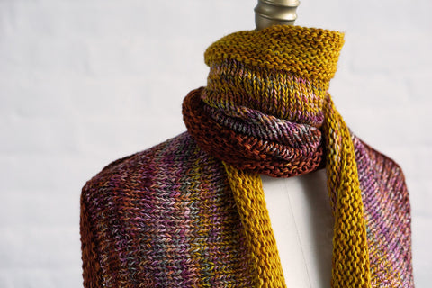 Gradiente Scarf Kit