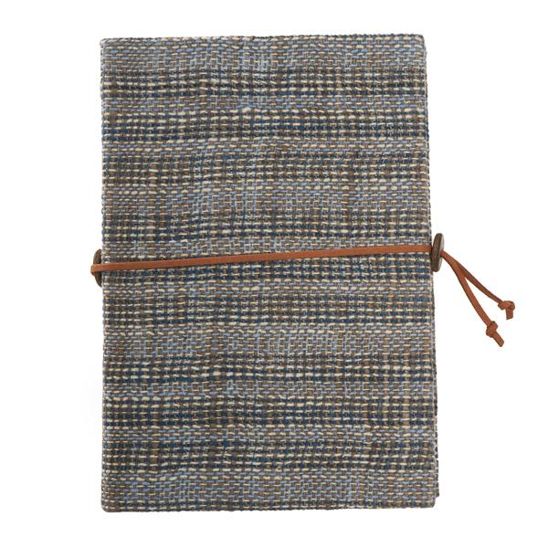 Woven Fabric Journal - Large