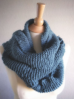 Adult Beginner Knitting  - Learn to Knit a Summer Scarf