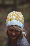 Tincture Hat Pattern by Andrea Mowry
