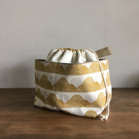 Medium Project Bag / Knitter's Pouch