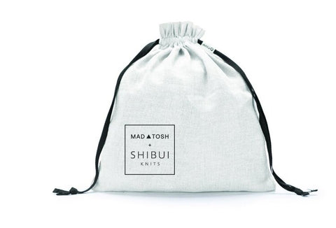 Mad Tosh + Shibui Knits Project Bag