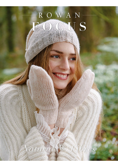 Rowan Focus - Natural Fibres