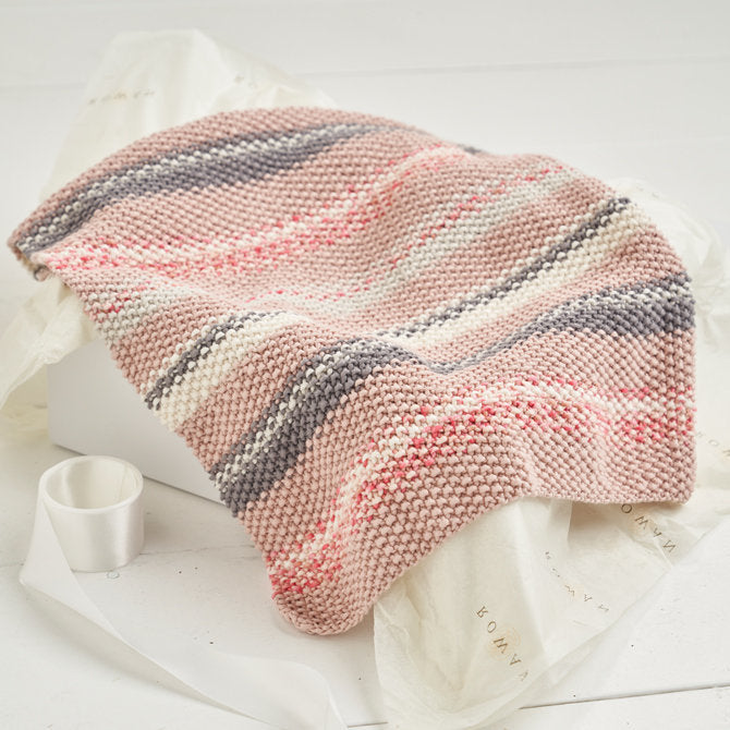Rowan Mako Cotton Baby Keepsake Box