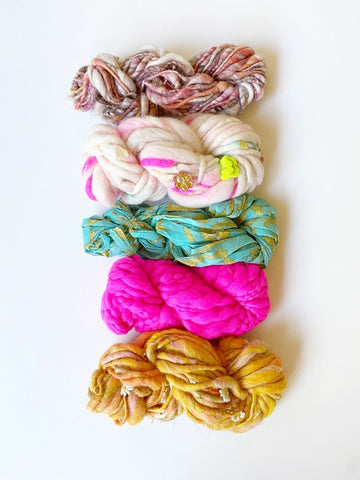 Knit Collage - Mini Skein Sampler Kit