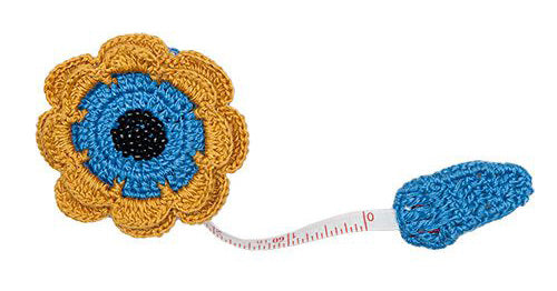 Crochet Tape Measure (additional designs)