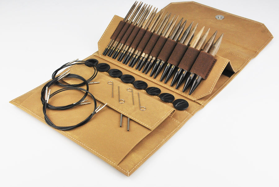 Lykke Interchangeable Needle Sets