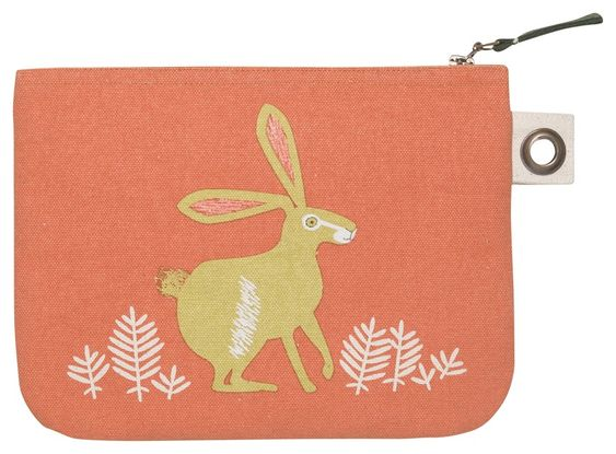 Hill & Dale Zip Pouch