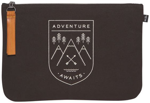 Adventure Awaits Large Folio