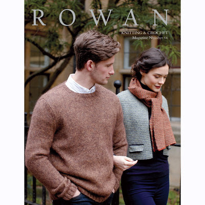 Rowan Magazine Issue 66