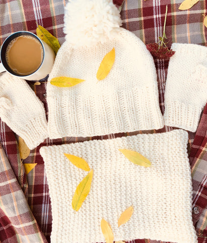 Knitting 103: Learn to Knit Fingerless Mitts