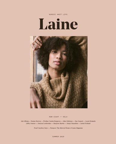 Laine Issue 8 Kelo