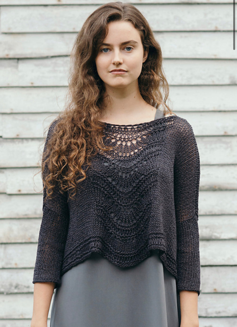 Quince and Co. Kestrel Knit Along