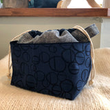Small Project Bag / Knitter's Pouch