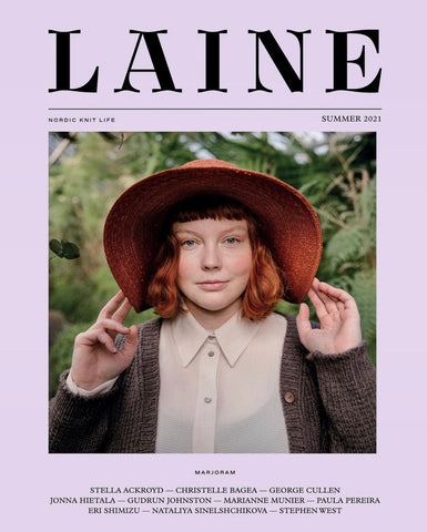 Laine Issue 11 Marjoram